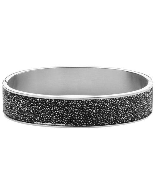 Dyrberg/Kern | Metallic Dyrberg/kern Shine Swarovski Crystal Bracelet | Lyst