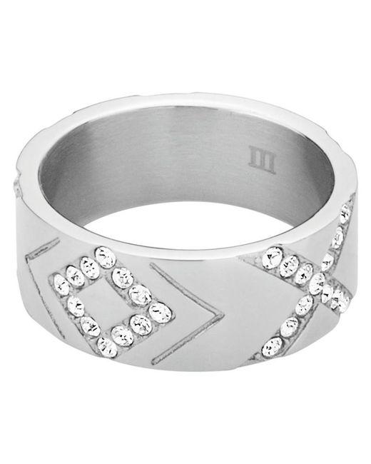 Dyrberg/Kern | Metallic Dyrberg/kern Abey Crystal Ring | Lyst
