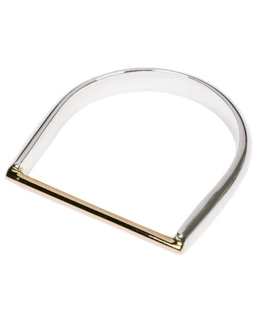 Matthew Calvin - Metallic Machinist Ring - Lyst