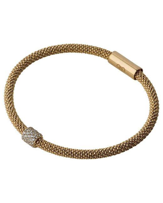 Links of London - Metallic Stardust Bead Bracelet - Lyst