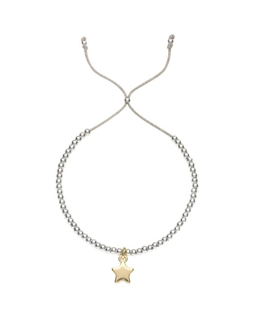 Estella Bartlett - Metallic Liberty Beaded Star Bracelet - Lyst