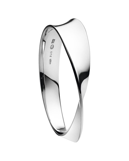 John Lewis - Multicolor Georg Jensen Moebius Bangle - Lyst