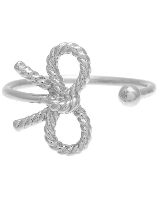 John Lewis - Metallic Olivia Burton Vintage Bow Adjustable Ring - Lyst