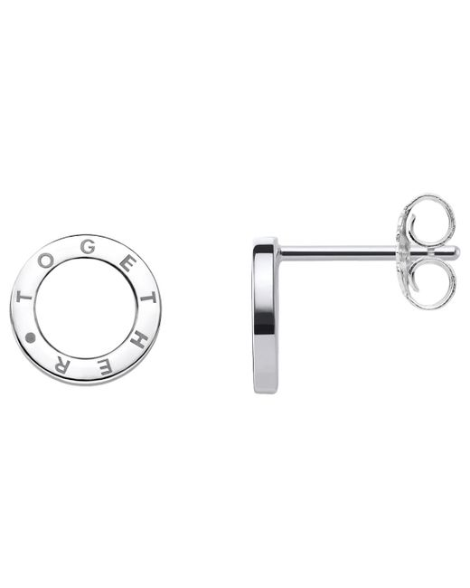 Thomas Sabo | Metallic Glam & Soul Together Forever Stud Earrings | Lyst
