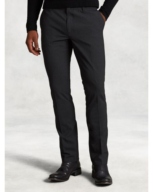 John Varvatos | Black Motor City Jean for Men | Lyst