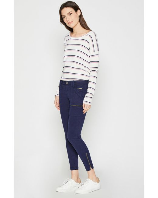 Joie | Blue Park Skinny Pants | Lyst