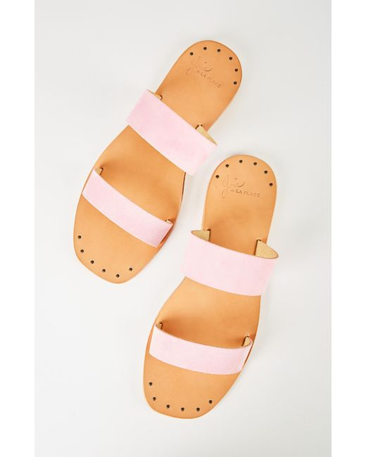 80d617a57995 Joie - Pink Bannerly Sandal - Lyst ...