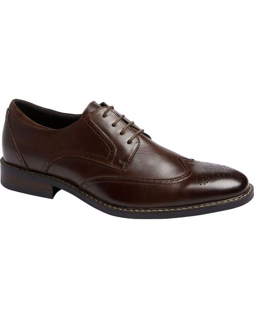 Jos. A. Bank | Brown Joseph Abboud Wingtip Oxfords for Men | Lyst