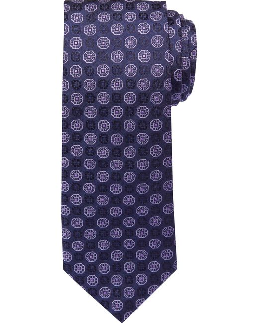 Jos. A. Bank | Blue Reserve Collection Floral Motif Tie for Men | Lyst