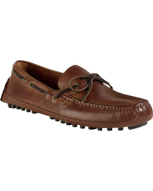 Jos. A. Bank - Brown Grant Canoe Camp Moccasin By Cole Haan for Men - Lyst