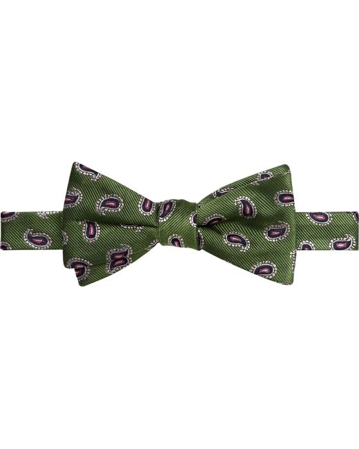 Jos. A. Bank | Green 1905 Collection Pine Pre-tied Bow Tie for Men | Lyst