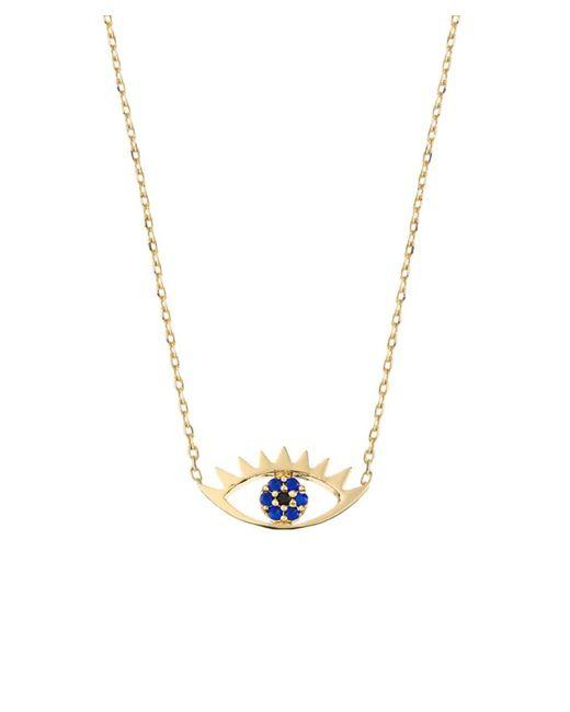Estella Bartlett | Pink Eye Necklace | Lyst