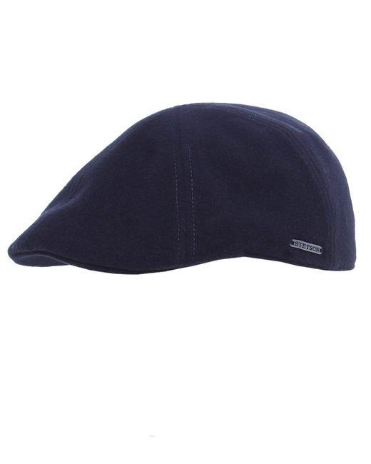 Stetson | Blue Texas Wool Cashmere Cap for Men | Lyst