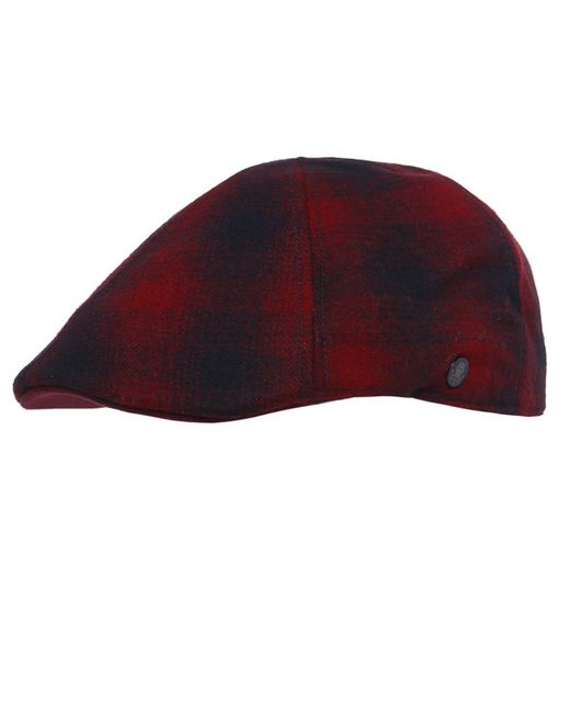 Stetson | Texas Wool Checkered Cap for Men | Lyst