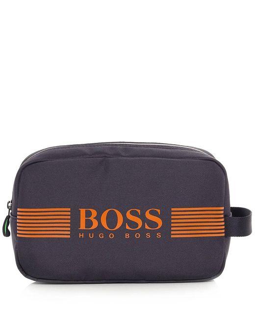 BOSS Green   Multicolor Pixel Wash Bag for Men   Lyst
