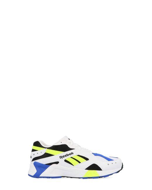 Reebok - White  aztrek  Sneakers for Men - Lyst ... 405c99415