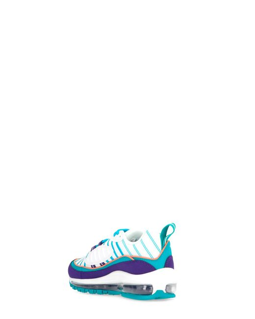 Nike Multicolor Air Max 98 Sneakers Lyst