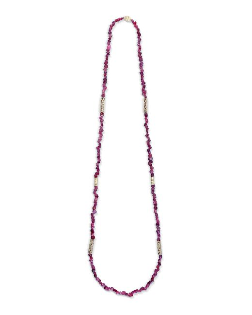 Mimi So - Red Spinel Wonderland Necklace - Lyst
