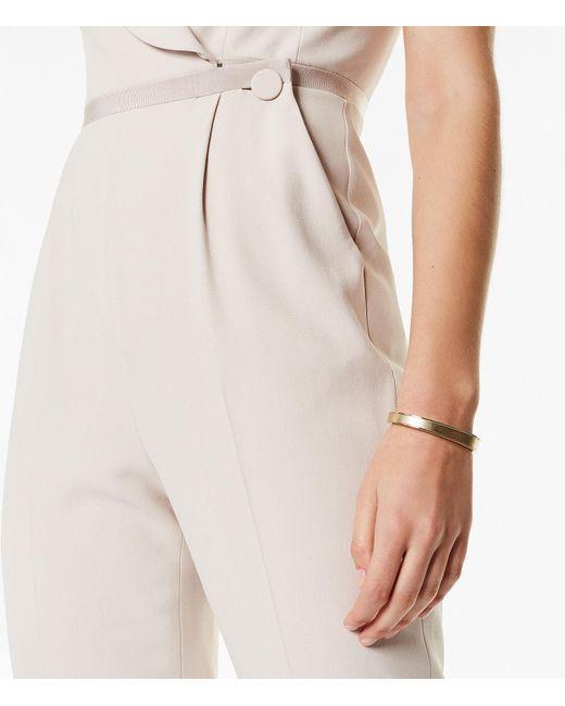 53103054bcf ... Karen Millen - Multicolor Tailored Jumpsuit - Lyst ...
