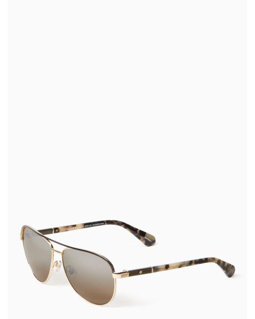 Kate Spade | Multicolor Emilyann Sunglasses | Lyst