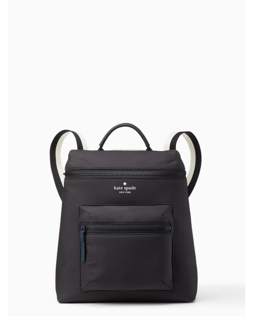 Kate Spade - Black That's The Spirit Convertible Backpack - Lyst