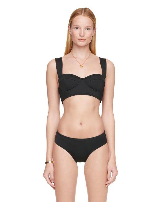 Kate Spade | Black Georgica Beach Bralette | Lyst