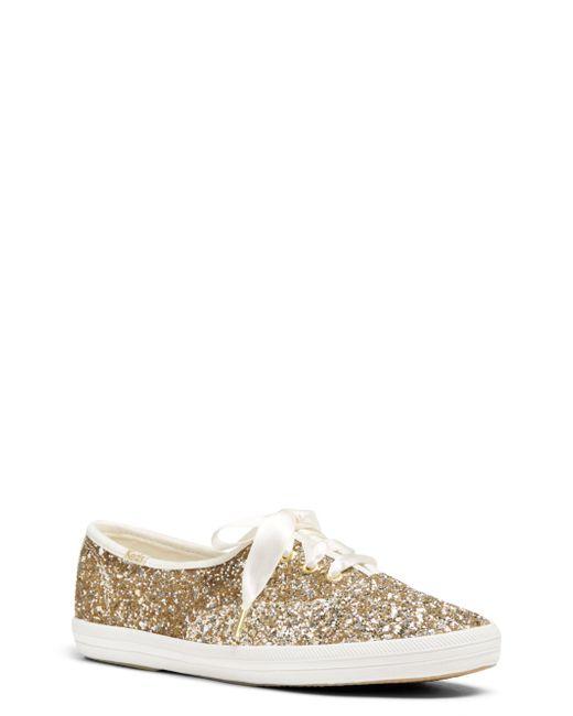 Kate Spade - Multicolor Keds X Glitter Sneakers - Lyst