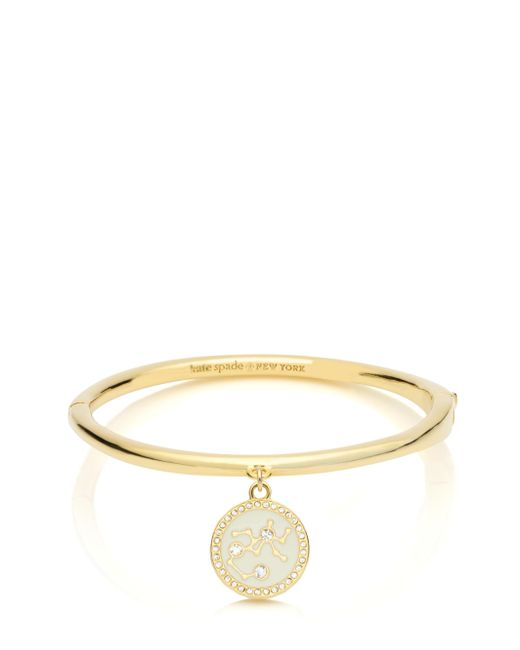 Kate Spade | Multicolor In The Stars Sagittarius Bangle | Lyst