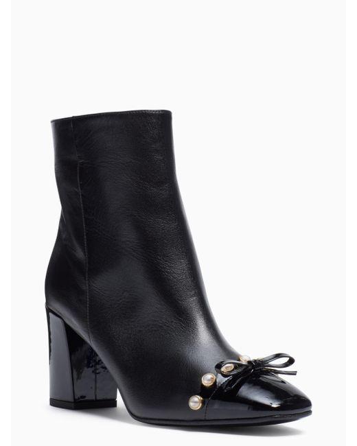 Kate Spade - Black Orton Boots - Lyst