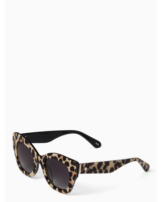 Kate Spade   Multicolor Jalena Sunglasses   Lyst