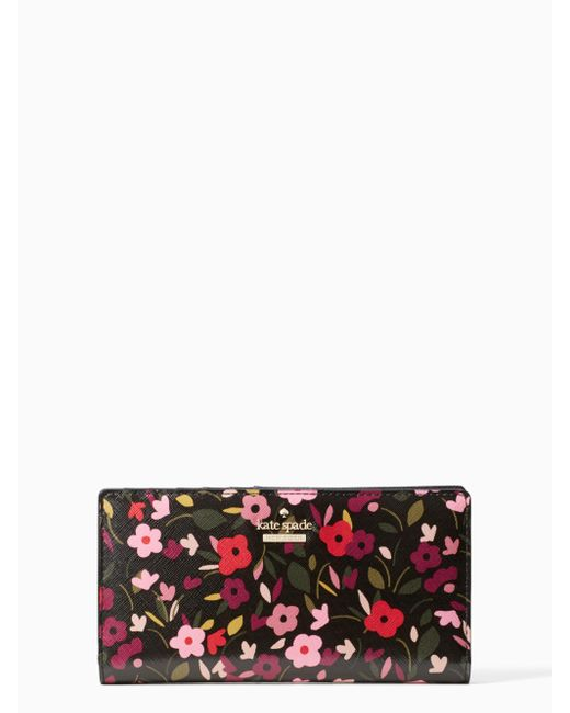 Kate Spade | Black Cameron Street Boho Floral Stacy | Lyst