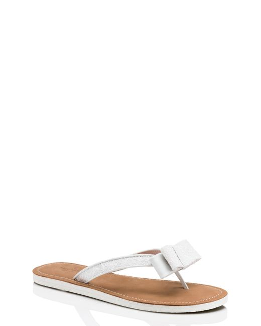 kate spade new york | Natural Icarda Sandals | Lyst