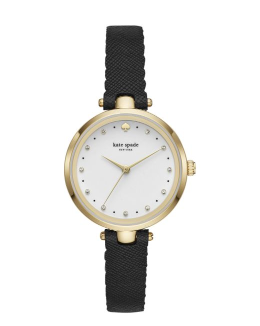 Kate Spade | Metallic Scallop Holland Watch | Lyst