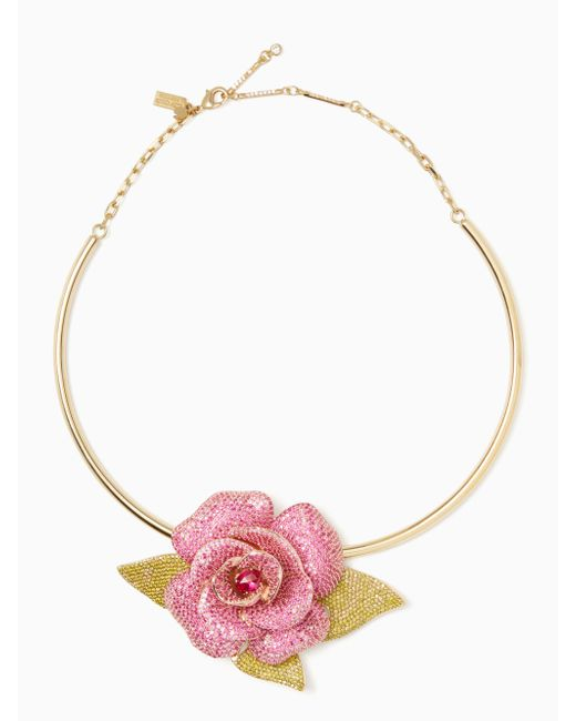 Kate Spade   Multicolor Toast Of The Town Collar   Lyst