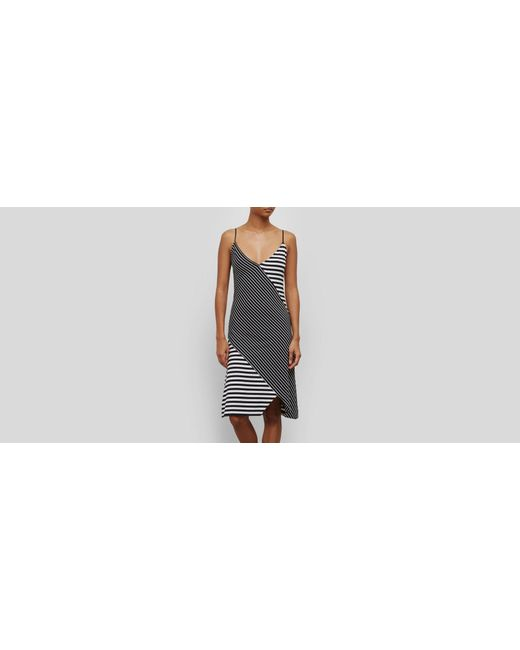 Pieced Cami Dress Kenneth Cole Low Shipping Online 7fHvjGv