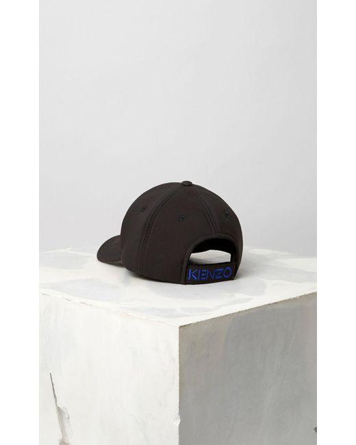 fcba5bfff80fd KENZO Neoprene Tiger Cap Black in Black for Men - Save 6% - Lyst