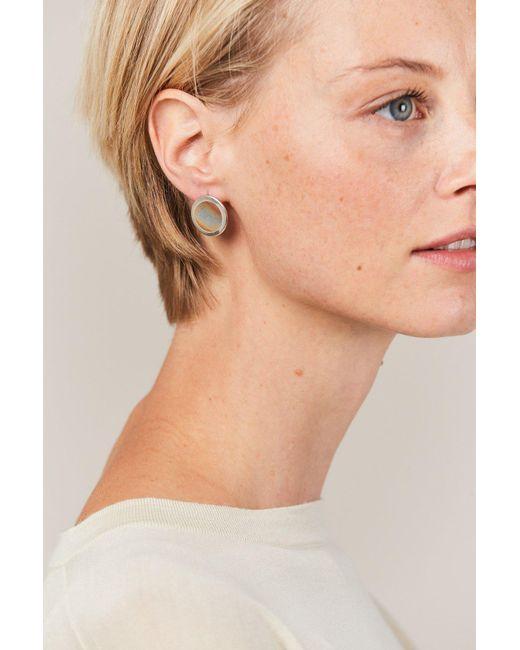 Pamela Love - Multicolor Crater Earrings - Lyst