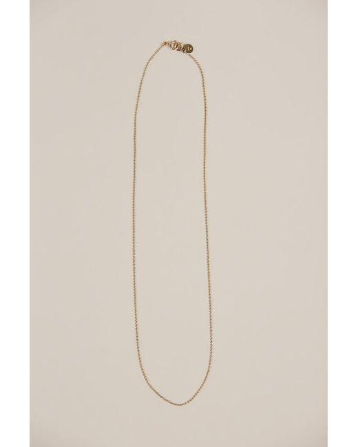 Blanca Monros Gomez | Multicolor Gold Dot Necklace | Lyst