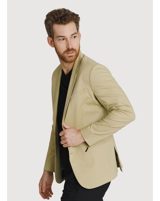 Kit and Ace - Multicolor Navigator Stretch Blazer 2.0 for Men - Lyst
