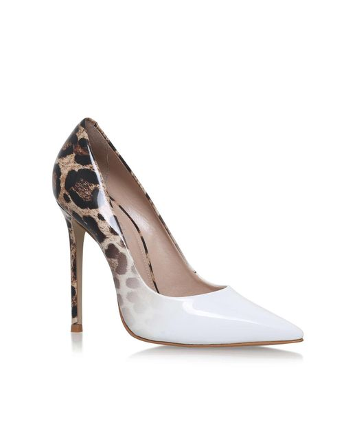 Carvela Kurt Geiger - Alice In White Comb - Lyst