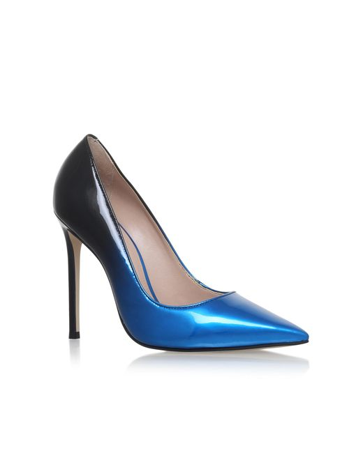 Carvela Kurt Geiger | Blue Alice High Heel Court Shoes | Lyst