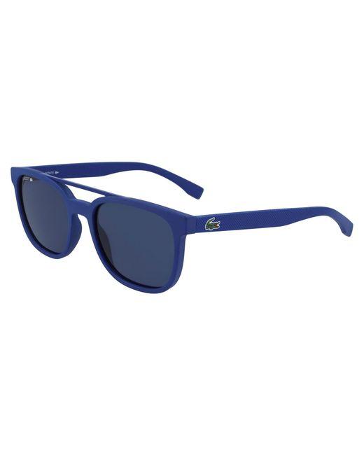 fe3050719f3 Lacoste - Blue Plastic Petit Piqué L.12.12 Sunglasses - Lyst ...