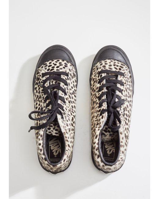 4236e645ebebda ... Vans - Multicolor Og G.i Lx Snow Leopard Sneakers for Men - Lyst ...