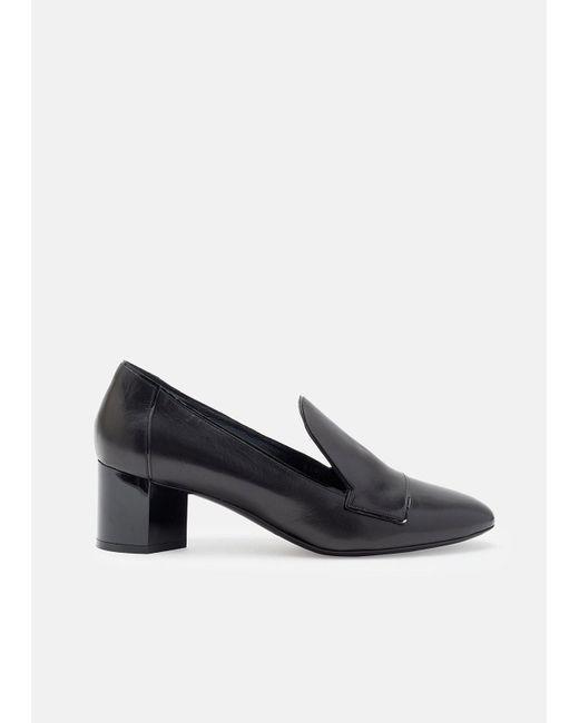 Pierre Hardy - Black Belle Multi Calf Loafers - Lyst