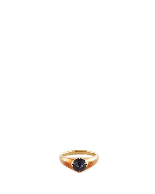 Tasaki | Metallic Spinel 18k Yellow Gold Ring | Lyst