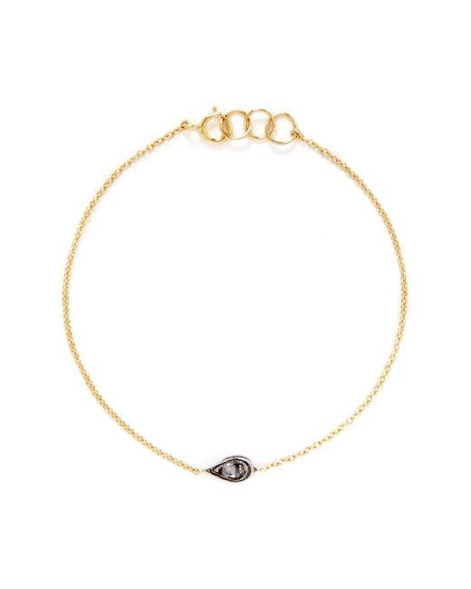Ila & I - Metallic 'Tarina' Diamond Bracelet - Lyst