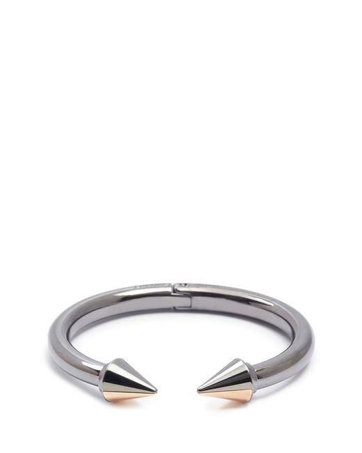 Vita Fede - Metallic 'titan Split' Bracelet - Lyst