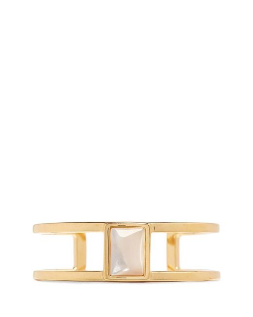 Philippe Audibert | Metallic Marble Stone Cuff | Lyst