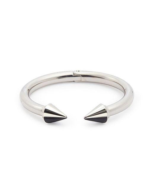 Vita Fede - Metallic 'titan Split Stone' Bracelet - Lyst