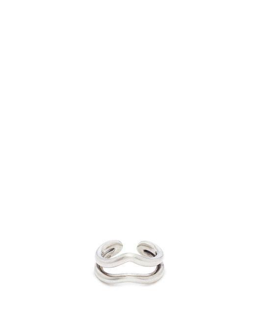 Philippe Audibert | Metallic 'seamus' Cutout Ring | Lyst